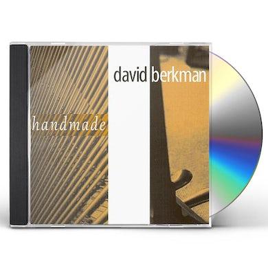 David Berkman HANDMADE CD