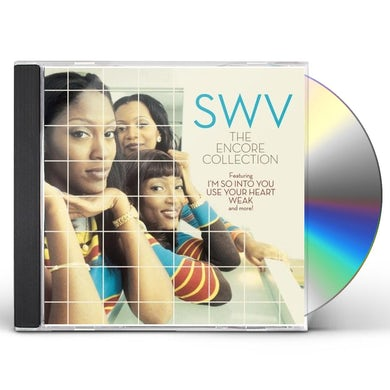 SWV ENCORE COLLECTION CD