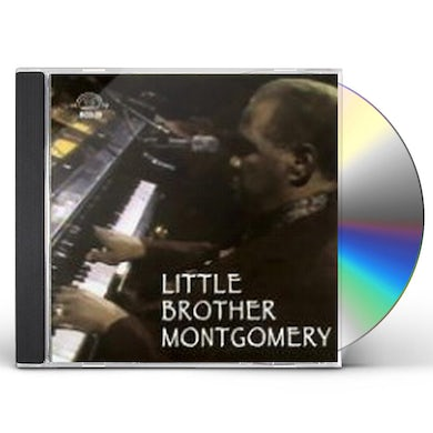 LITTLE BROTHER MONTGOMERY CD
