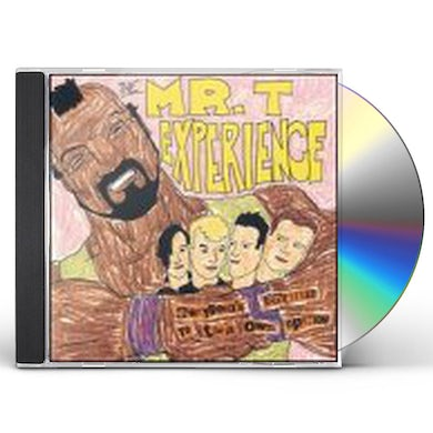 Mr T Experience EVERYBODY'S ENTITLED TO THEIR OWN OPINION CD