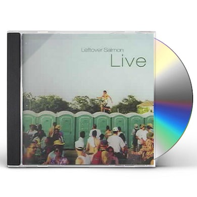 Leftover Salmon LIVE CD