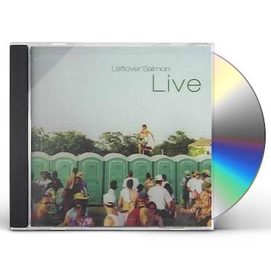 Leftover Salmon LIVE CD