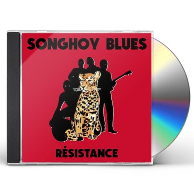 SONGHOY BLUES La Resistance CD