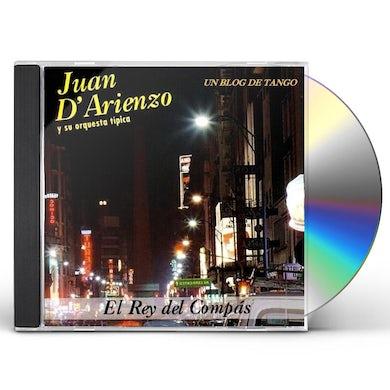Juan d'Arienzo REY DEL COMPAS CD