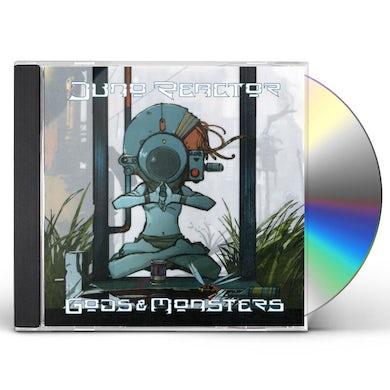 Juno Reactor GODS & MONSTERS CD