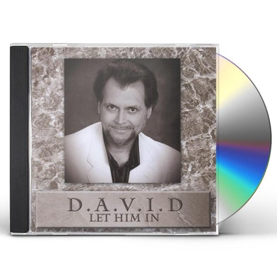 David Anthony LET HIM IN CD