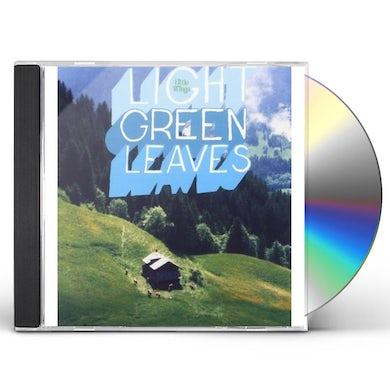 Little Wings LIGHT GREEN LEAVES CD