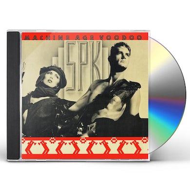 SPK MACHINE AGE VOODOO CD