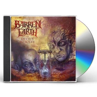 Barren Earth DEVIL'S RESOLVE CD