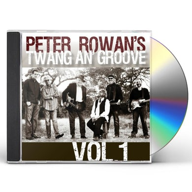 Peter Rowan TRANG & GROOVE 1 CD