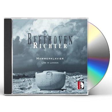 Sviatoslav Richter HAMMERKLAVIER: LIVE IN LONDON CD