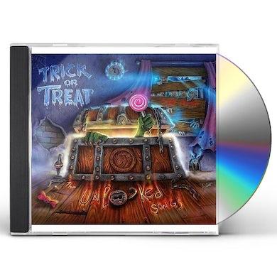 Trick or Treat UNLOCKED SONGS CD