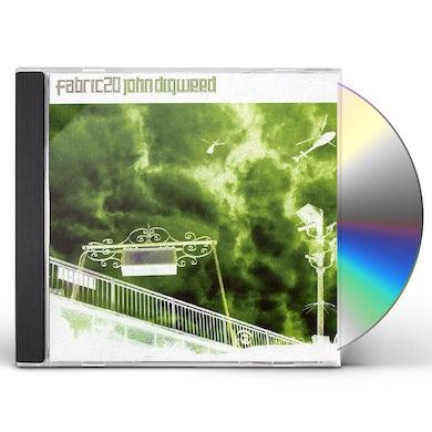 John Digweed FABRIC 20 CD