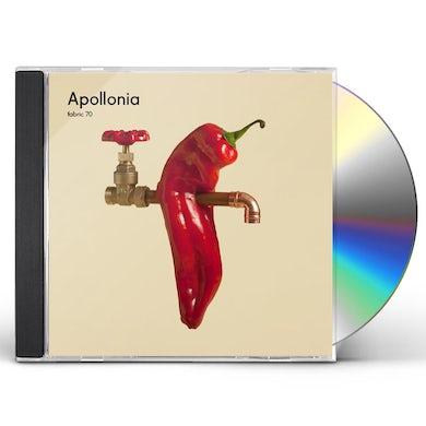 FABRIC 70: APOLLONIA CD