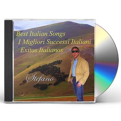 Stefano BEST ITALIAN SONGS/I MIGLIORI SUCCESSI ITALIANI CD