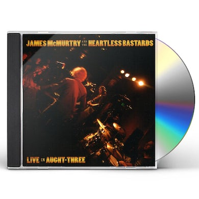 James Mcmurtry LIVE IN AUGHT THREE CD