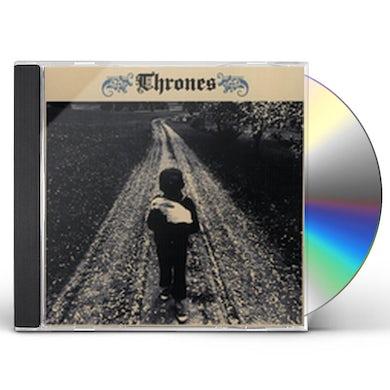 Thrones DAY LATE DOLLAR SHORT CD