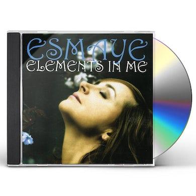 Esmaye ELEMENTS IN ME CD