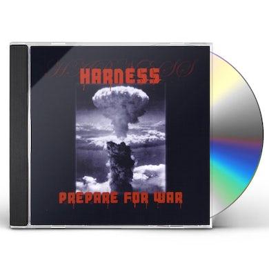 Harness PREPARE FOR WAR CD