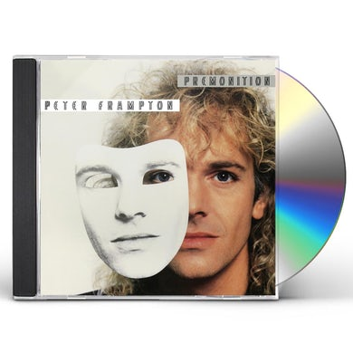 Peter Frampton PREMONITION CD