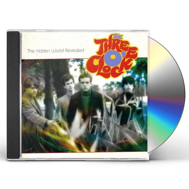 The Three O'Clock HIDDEN WORLD REVEALED CD