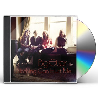 Big Star NOTHING CAN HURT ME CD