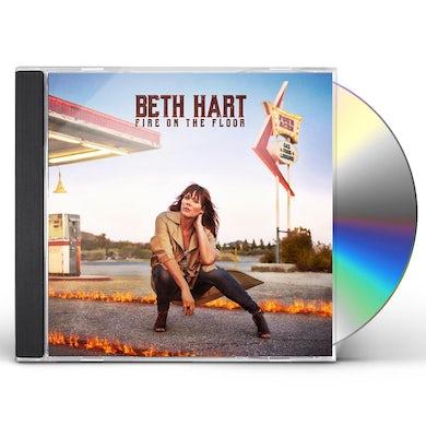 Beth Hart FIRE ON THE FLOOR CD