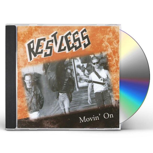 RESTLESS MOVIN ON CD