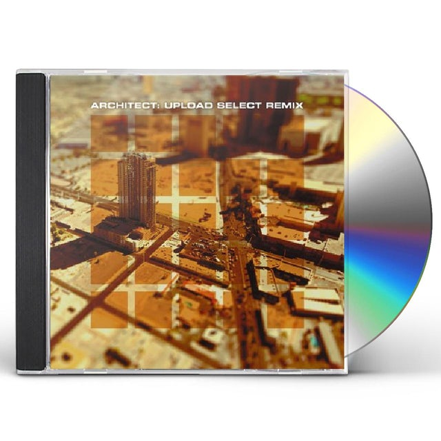 Architect UPLOAD SELECT REMIX CD