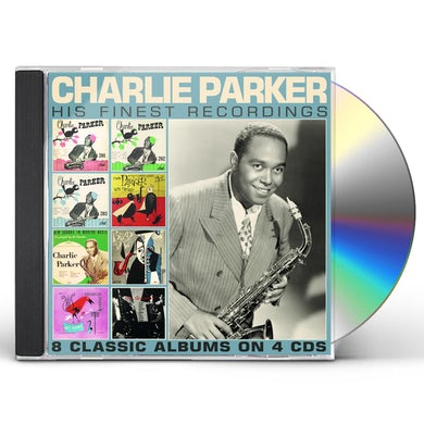 Charlie Parker HIS FINEST RECORDINGS CD