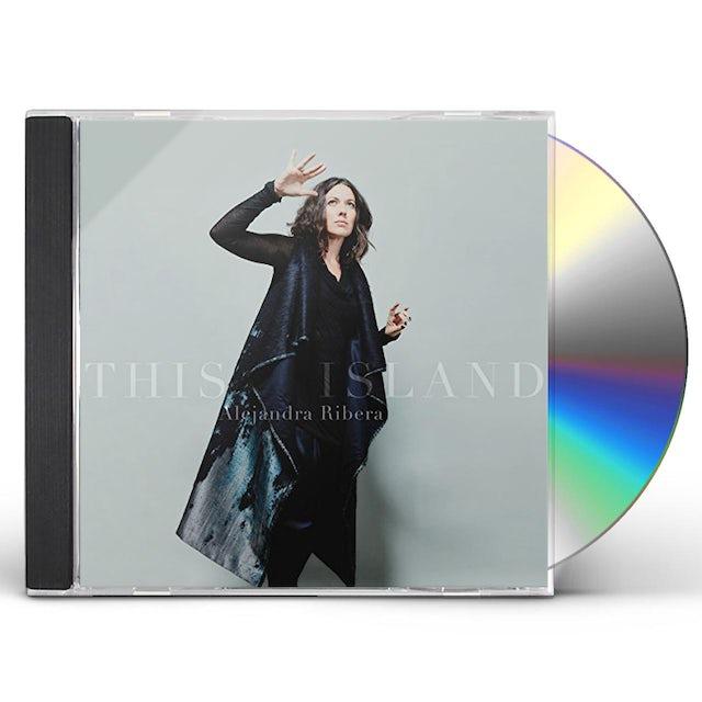 Alejandra Ribera THIS ISLAND CD