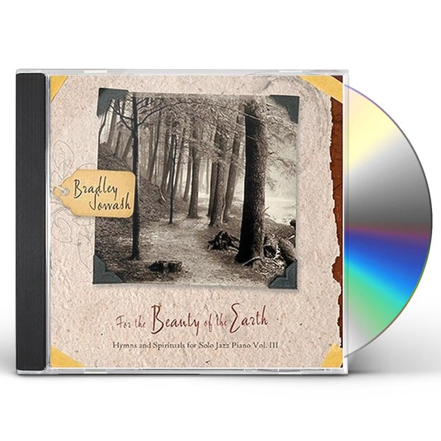 Bradley Sowash FOR THE BEAUTY OF THE EARTH CD