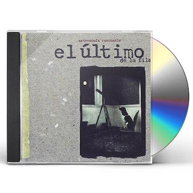 El Ultimo de la Fila ASTRONOMIA RAZONABLE CD