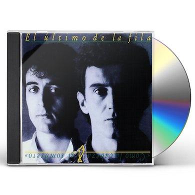 El Ultimo de la Fila COMO LA CABEZA AL SOMBRERO CD