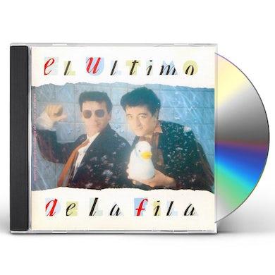 El Ultimo de la Fila NUEVO PEQUENO CATALOGO DE SERES Y ESTARES CD