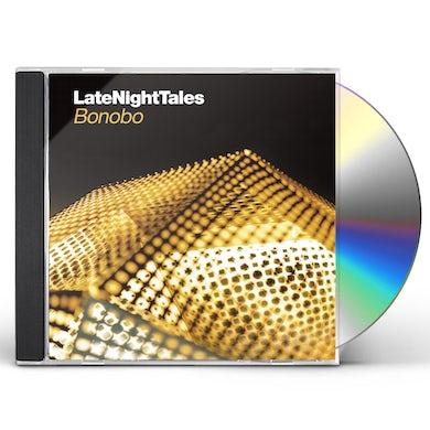 LATE NIGHT TALES: BONOBO CD