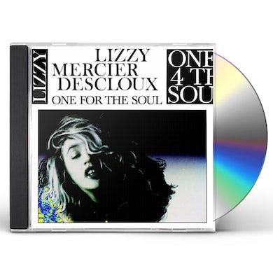 Lizzy Mercier Descloux ONE FOR THE SOUL CD