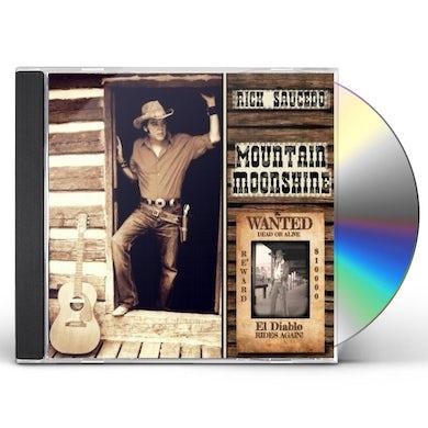 Rick Saucedo MOUNTAIN MOONSHINE CD