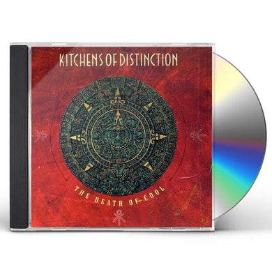 Kitchens Of Distinction DEATH OF COOL CD