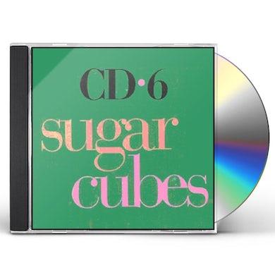 Sugarcubes CD 6 THE BOX CD