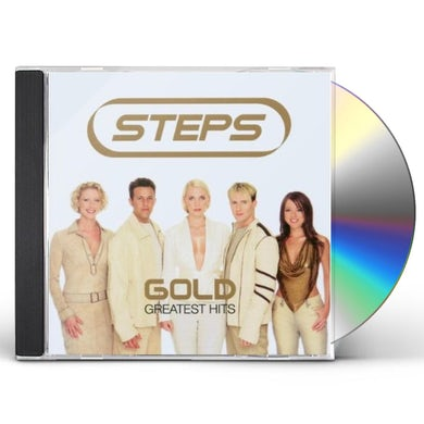 Steps GOLD: GREATEST HITS CD