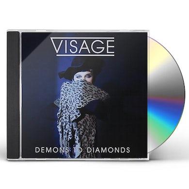 Visage DEMONS TO DIAMONDS CD