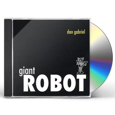 Dan Gabriel GIANT ROBOT CD