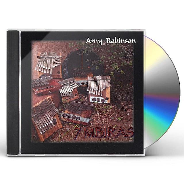 Amy Robinson 7 MBIRAS CD