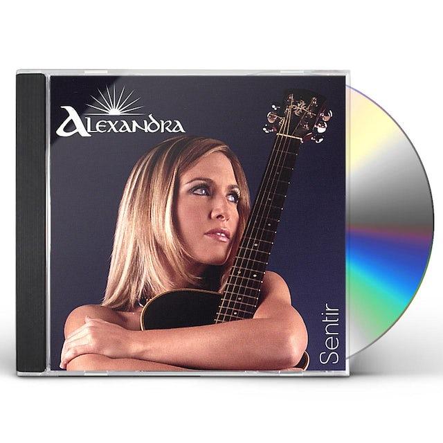 Alexandra SENTIR CD
