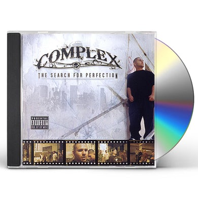 Complex SEARCH FOR PERFECTION CD