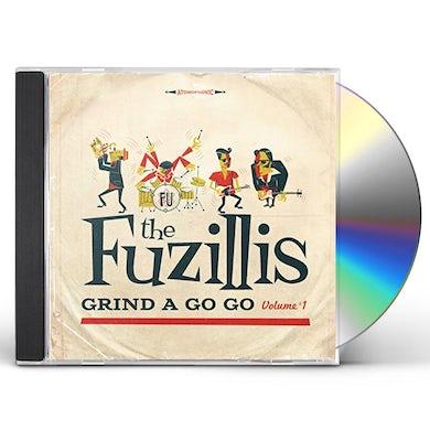 Fuzillis GRIND A GO GO VOL 1 CD