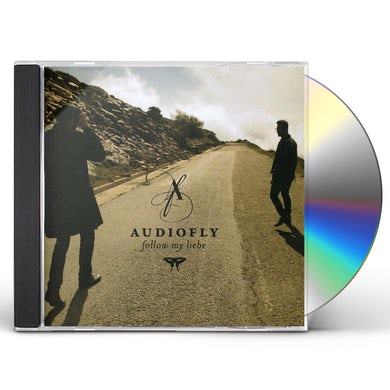 Audiofly X FOLLOW MY LIEBE CD