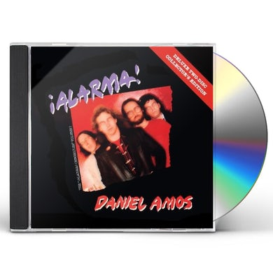 Daniel Amos ALARMA CD