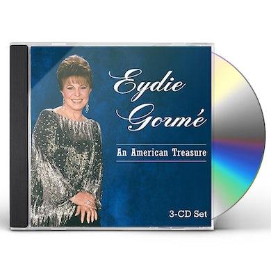 Eydie Gorme AN AMERICAN TREASURE CD